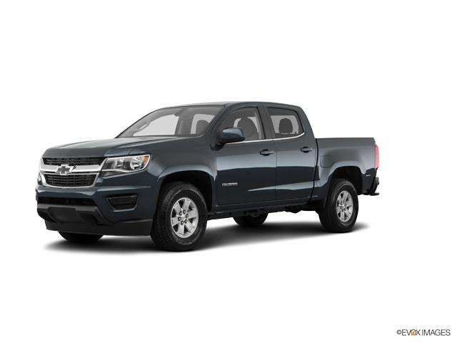 2018 Chevrolet Colorado Vehicle Photo in Madison, WI 53713
