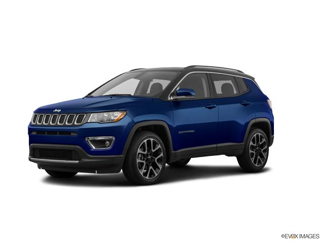 2018 Jeep Compass Vehicle Photo in Mukwonago, WI 53149