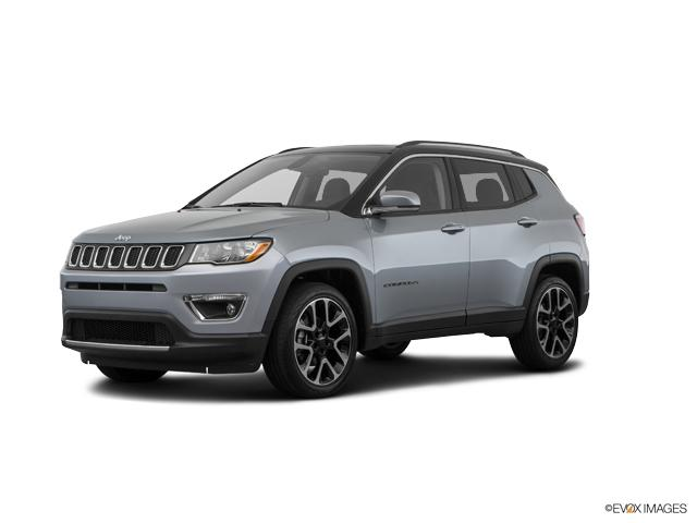 2018 Jeep Compass Vehicle Photo in Kaukauna, WI 54130
