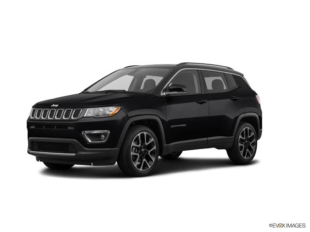 2018 Jeep Compass Vehicle Photo in San Antonio, TX 78230