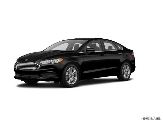 2018 Ford Fusion Vehicle Photo in Williston, ND 58801