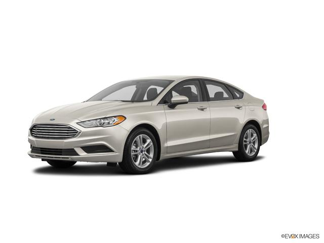 2018 Ford Fusion Vehicle Photo in Richmond, VA 23231