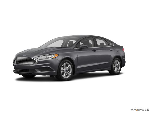 2018 Ford Fusion Vehicle Photo in Norfolk, VA 23502