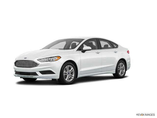 2018 Ford Fusion Vehicle Photo in Souderton, PA 18964-1038