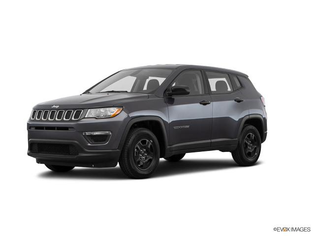 2018 Jeep Compass Vehicle Photo in Burlington, WI 53105