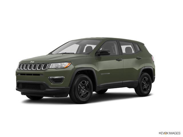 2018 Jeep Compass Vehicle Photo in Helena, MT 59601