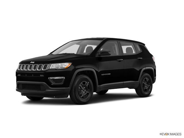 2018 Jeep Compass Vehicle Photo in Clarksville, MD 21029