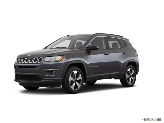 2018 Jeep Compass Vehicle Photo in Highland, IN 46322