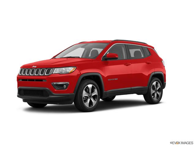 2018 Jeep Compass Vehicle Photo in Richmond, VA 23231