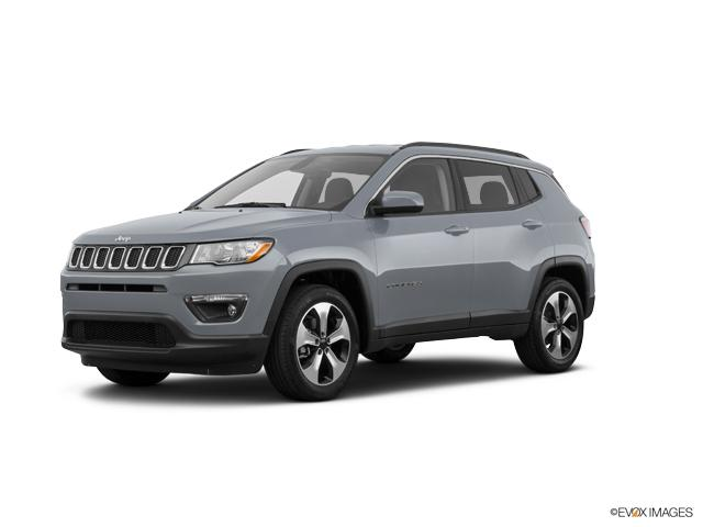 2018 Jeep Compass Vehicle Photo in Joliet, IL 60435