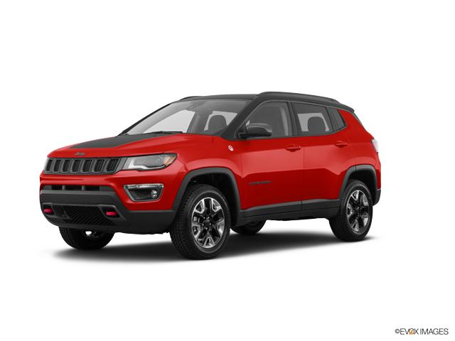 2018 Jeep Compass Vehicle Photo in Lubbock, TX 79412
