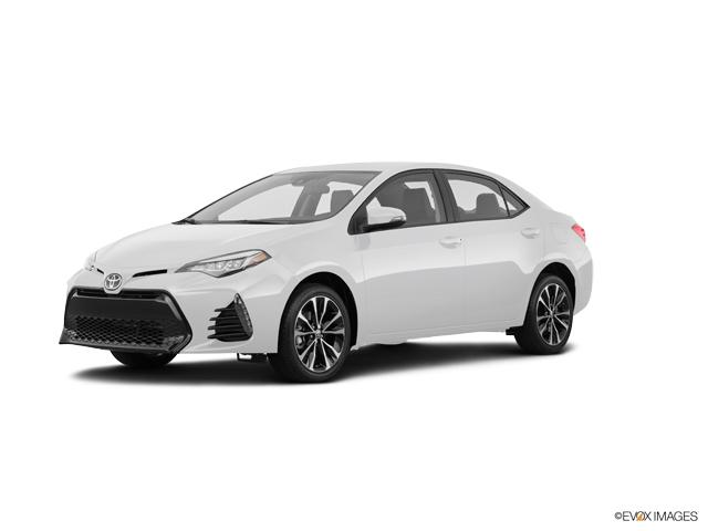 2018 Toyota Corolla Vehicle Photo In Macon, GA 31210