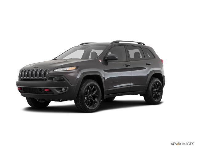 2018 Jeep Cherokee Vehicle Photo in Glenwood Springs, CO 81601