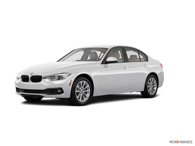 2018 BMW 320i xDrive Vehicle Photo in Charleston, SC 29407