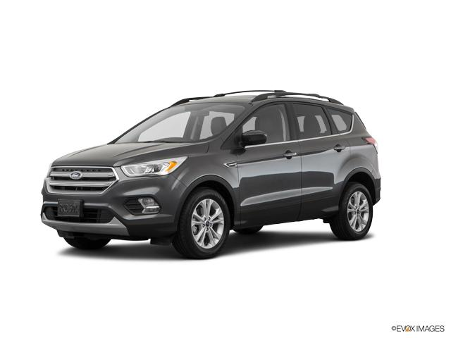 2018 Ford Escape Vehicle Photo in San Angelo, TX 76903