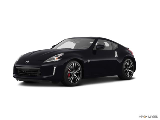 2018 Nissan 370z Coupe Vehicle Photo In Napa Ca 94559