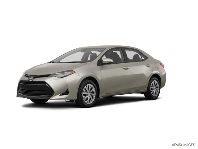 2018 Toyota Corolla Vehicle Photo in Richmond, VA 23231