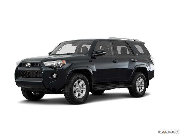 2018 Toyota 4Runner Vehicle Photo in Wilmington, NC 28405