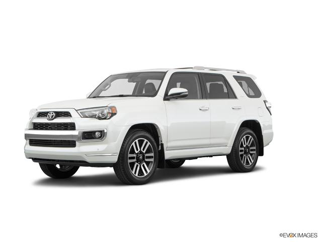 2018 Toyota 4Runner Vehicle Photo in Enid, OK 73703