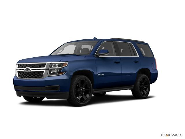 Chevy Tahoe Blue Color