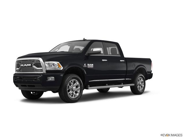 2018 Ram 2500 Vehicle Photo in Edinburg, TX 78539