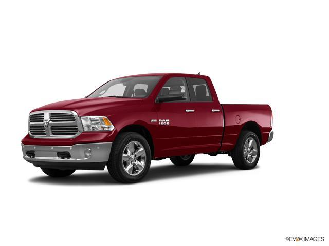 2018 Ram 1500 Vehicle Photo in Cary, NC 27511