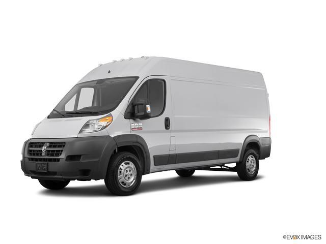 2018 Ram ProMaster Cargo Van Vehicle Photo in Medina, OH 44256