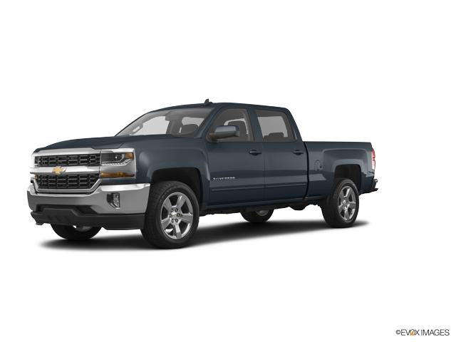 2018 Chevrolet Silverado 1500 Vehicle Photo In Olympia, WA 98502