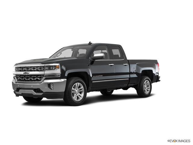 2018 Chevrolet Silverado 1500 Vehicle Photo in San Antonio, TX 78257