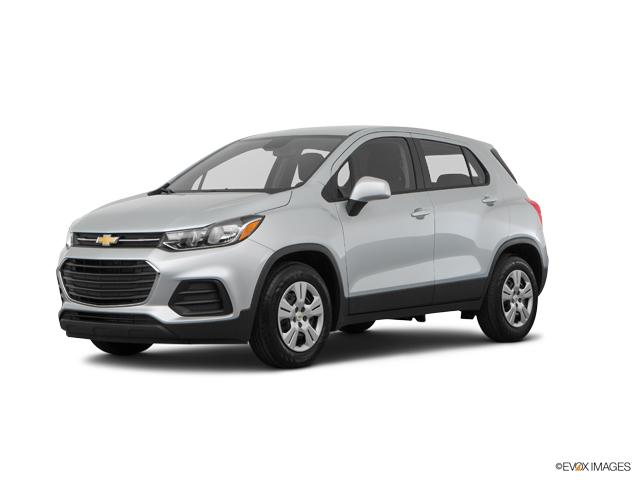 2018 Chevrolet Trax Vehicle Photo in Oshkosh, WI 54904