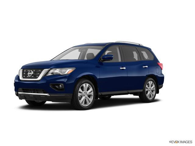 2018 Nissan Pathfinder Vehicle Photo in Oshkosh, WI 54904