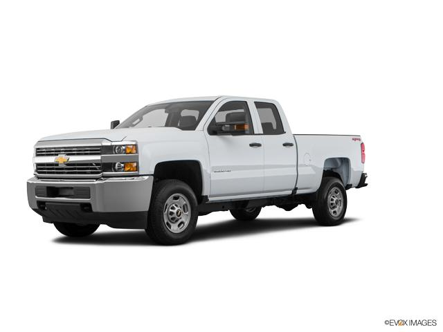 2018 Chevrolet Silverado 2500HD Vehicle Photo in North Charleston, SC 29406