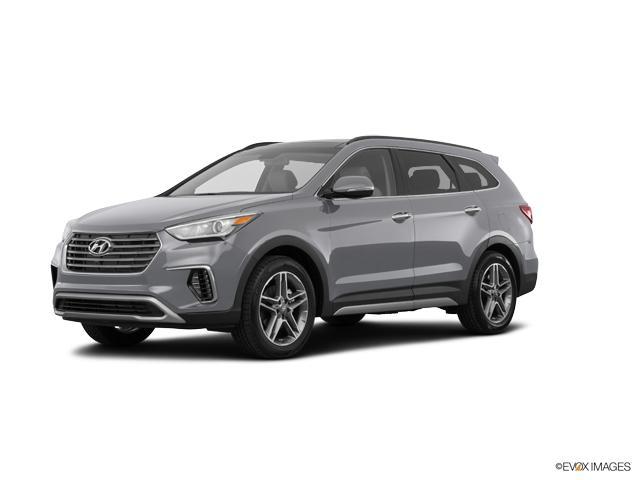 2018 Hyundai Santa Fe Limited Ultimate 3.3L Auto AWD Iron Frost 4D