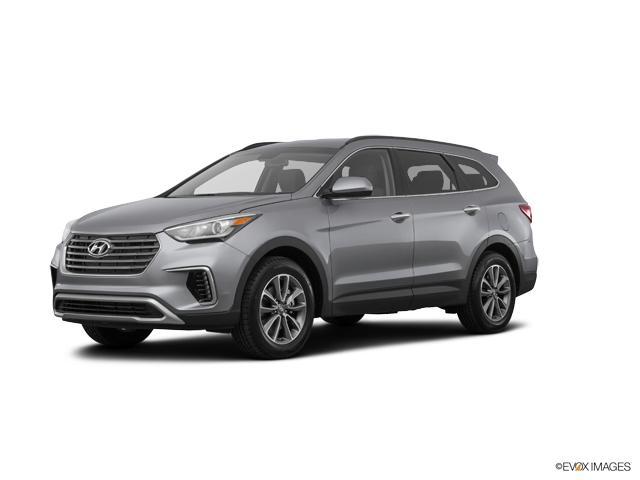 New 2018 Hyundai Santa Fe Se 3 3l Auto Awd Circuit Silver Ut In Great Falls Km8sndhfxju287315