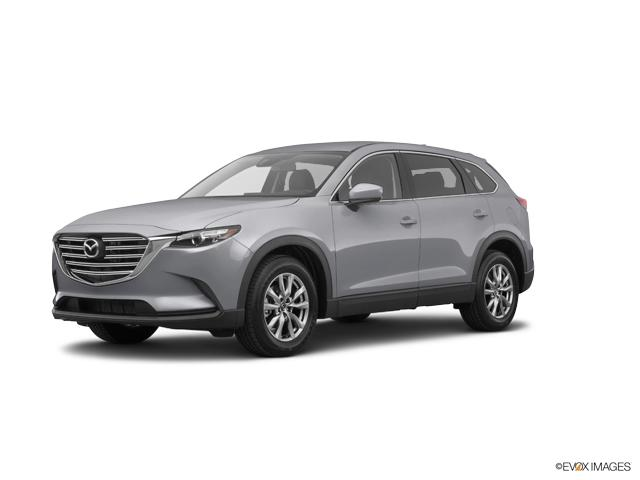 The 2018 Mazda CX-9 in Easton at Young Mazda