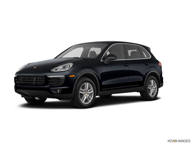 2018 Porsche Cayenne Vehicle Photo in Appleton, WI 54913