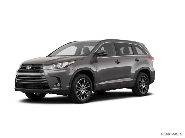2018 Toyota Highlander Vehicle Photo in Edinburg, TX 78539