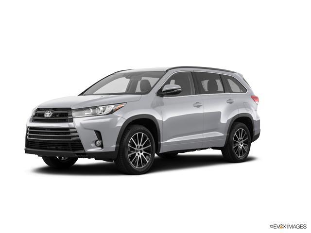 2018 Toyota Highlander Vehicle Photo in Charlotte, NC 28227