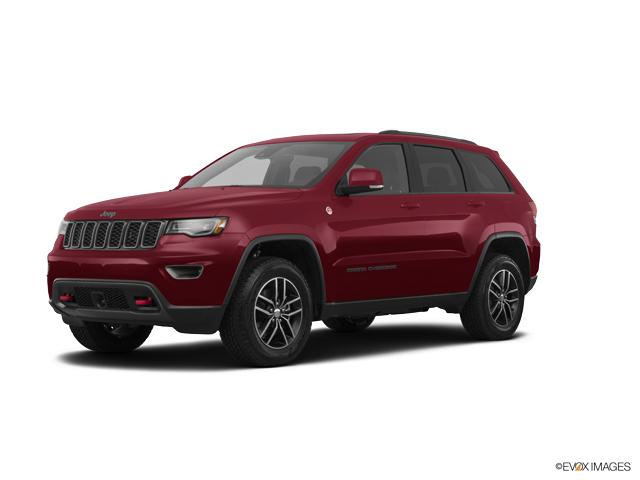 2018 Jeep Grand Cherokee Vehicle Photo in Gaffney, SC 29341