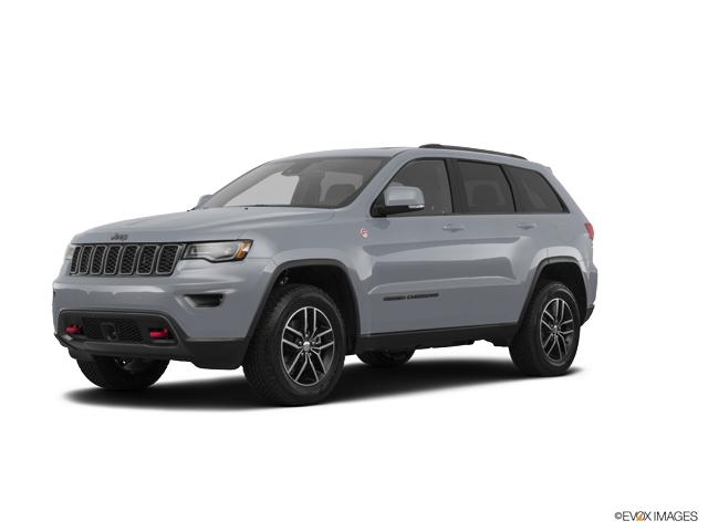 2018 Jeep Grand Cherokee Vehicle Photo in Harlingen, TX 78552