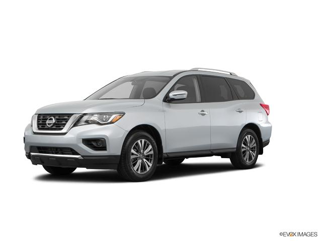 2018 Nissan Pathfinder Vehicle Photo in Portland, OR 97225