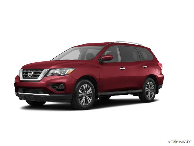 2018 Nissan Pathfinder Vehicle Photo in Appleton, WI 54913