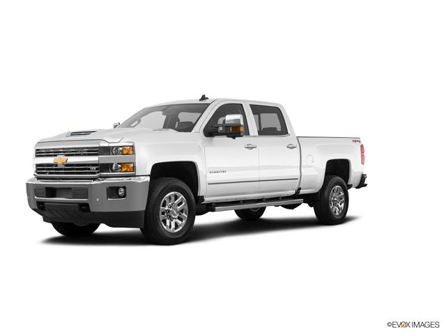 2018 Chevrolet Silverado 2500HD Vehicle Photo in Annapolis, MD 21401