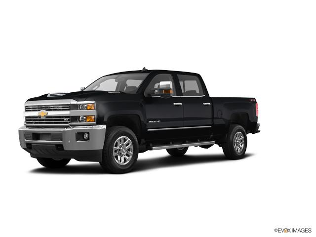 2018 Chevrolet Silverado 2500HD Vehicle Photo in Charlotte, NC 28212