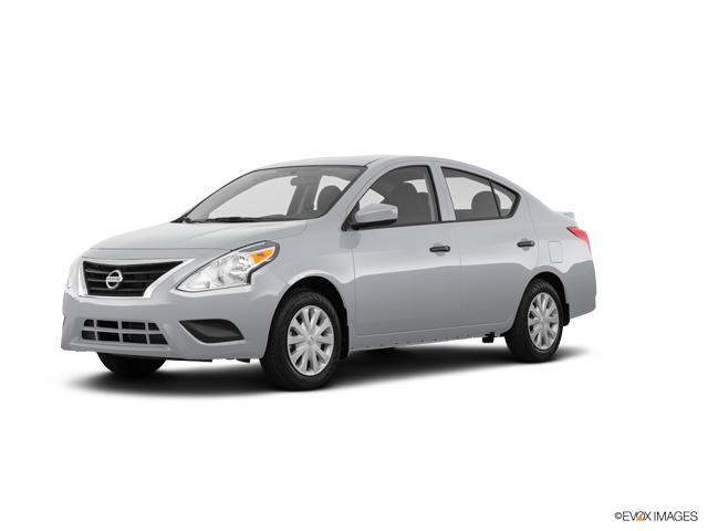 2018 Nissan Versa Sedan Vehicle Photo in Baton Rouge, LA 70806