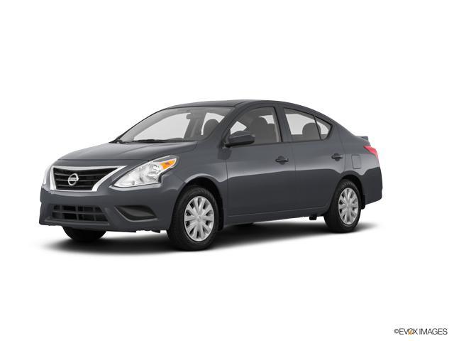 2018 Nissan Versa Sedan Vehicle Photo in Bedford, TX 76022
