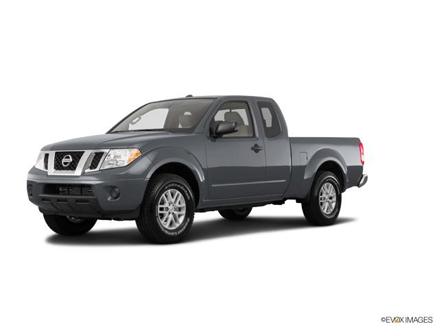 2018 Nissan Frontier Vehicle Photo In Chico, CA 95926