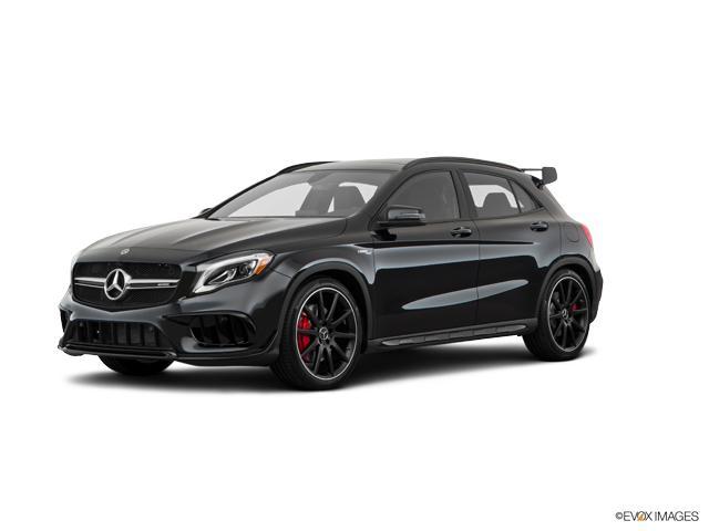 2018 Mercedes-Benz GLA Vehicle Photo in McKinney, TX 75070