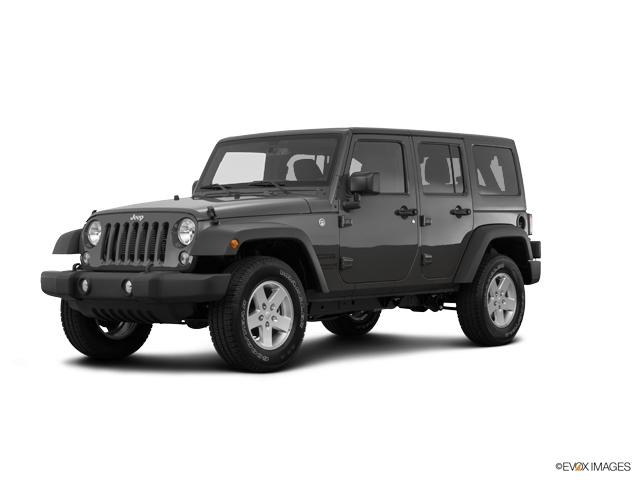 2018 Jeep Wrangler JK Unlimited Vehicle Photo in Rosenberg, TX 77471
