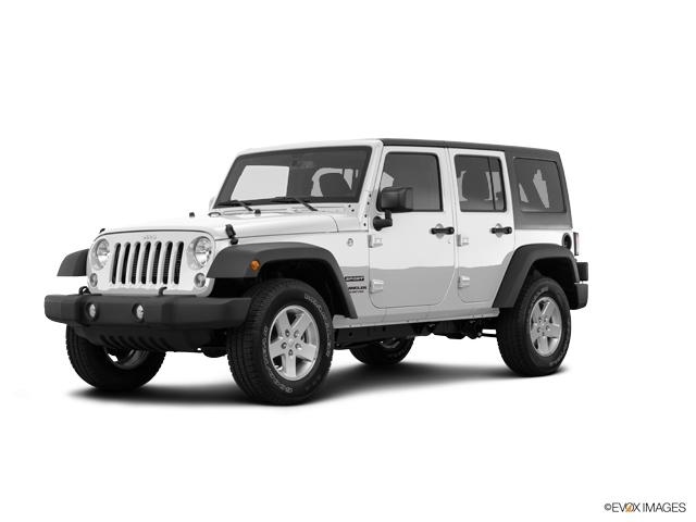 2018 Jeep Wrangler JK Unlimited Vehicle Photo in Fayetteville, NC 28303